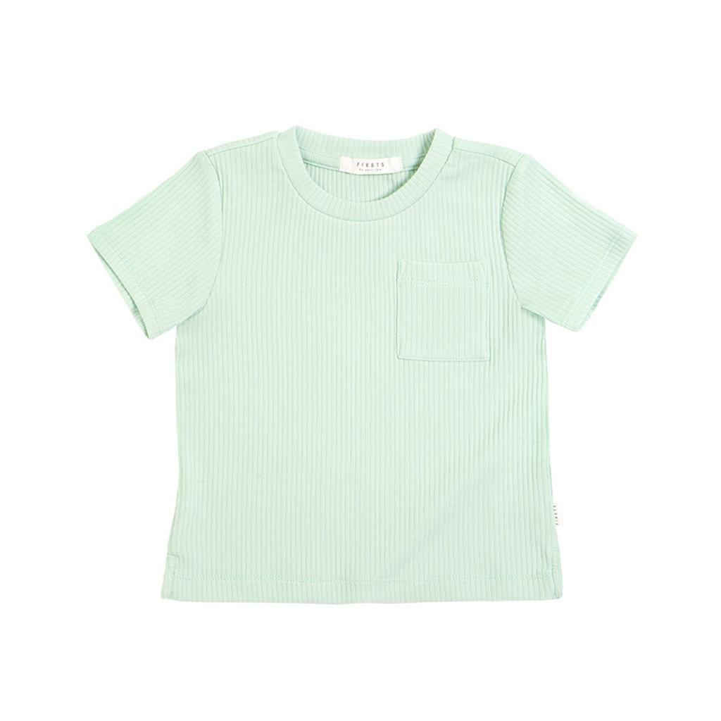 Petit Lem Tshirt tricot - menthe -