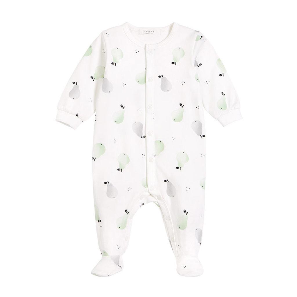 Petit Lem Pyjama 1 pièce - poires -