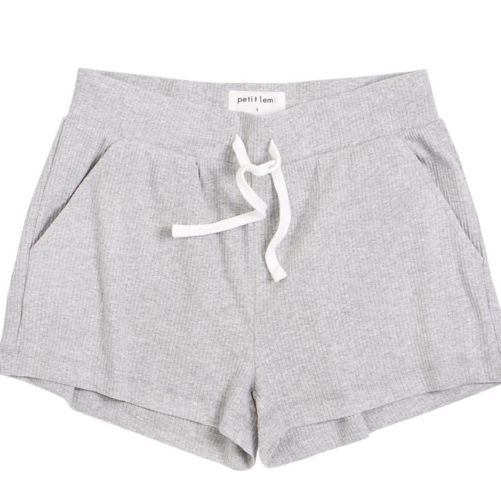 Petit Lem Short - gris (adulte)