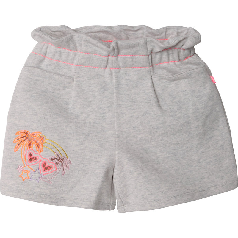 Billie Blush Short - Gris clair