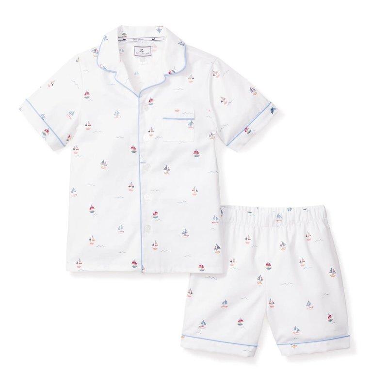 Petite Plume Pyjama court - bateau -
