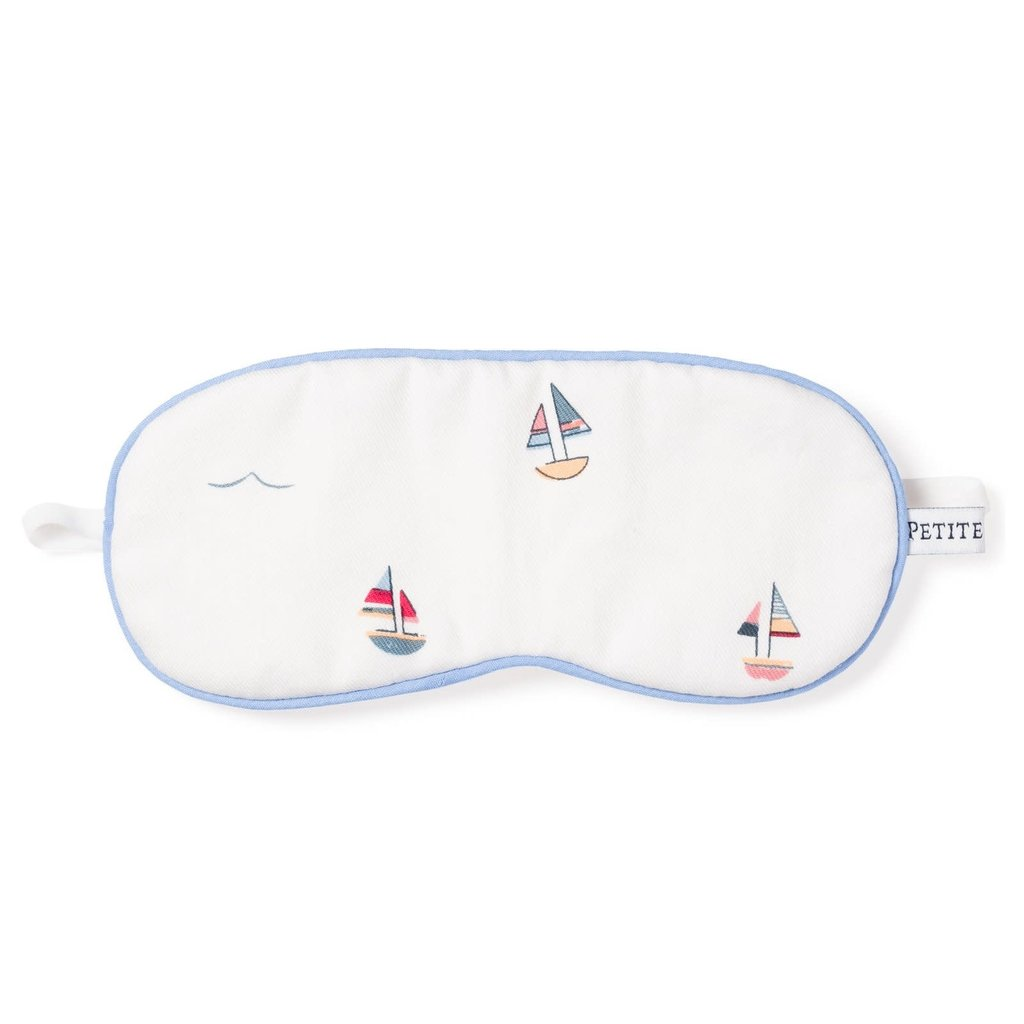 Petite Plume Eye Mask - bateau -