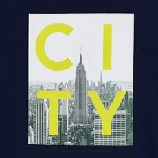 """Mayoral T-shirt """"city"""" - Bleu (Mer)"""