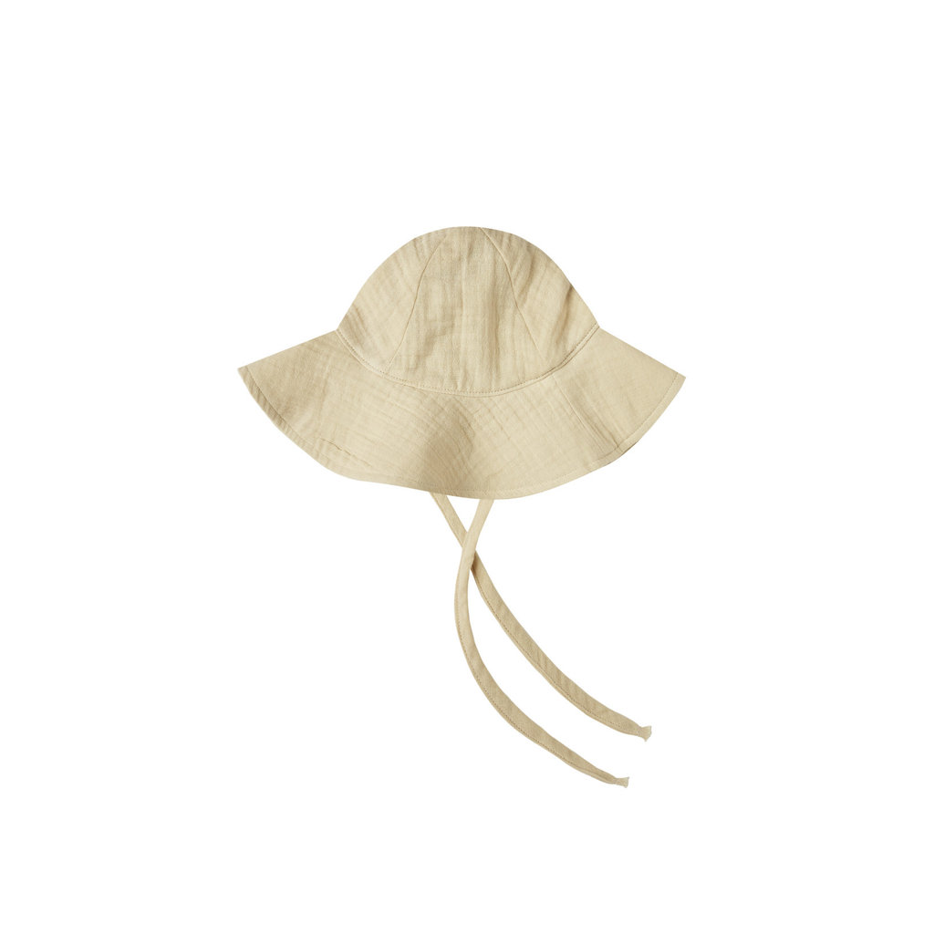 Rylee & Cru Floppy Sun Hat - butter -