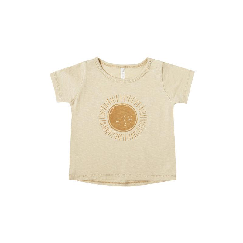 Rylee & Cru Tshirt bébé garçon - butter -