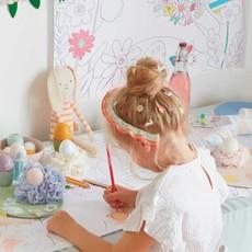 Meri Meri Bunny - hair clips