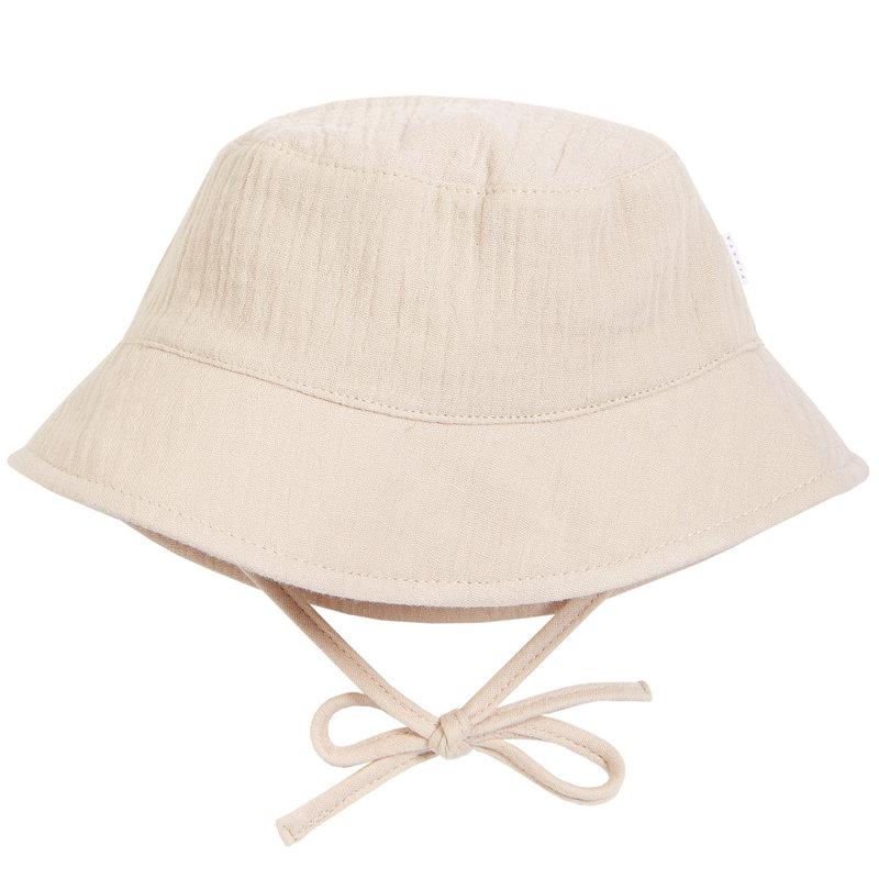 Petit Lem Chapeau bébé soleil - beige -