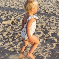 Rylee & Cru Maillot de bain bébé fille - ivory lemons -