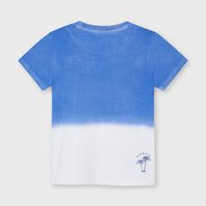 "Mayoral T-shirt ""dip dye"" - Marée"