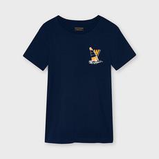 "Mayoral T-shirt ""surfing"" - Bleu (mer)"