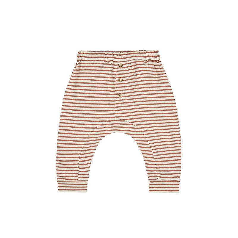 Rylee & Cru Pantalon - Amber-Ivory