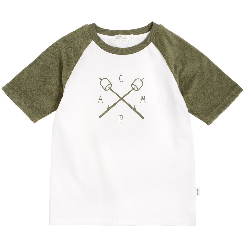 Miles The Label T-shirt - vert kaki -