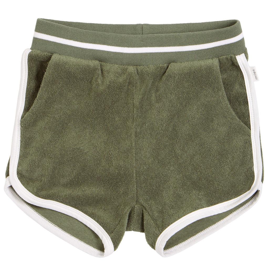 Miles The Label Short sport - Vert
