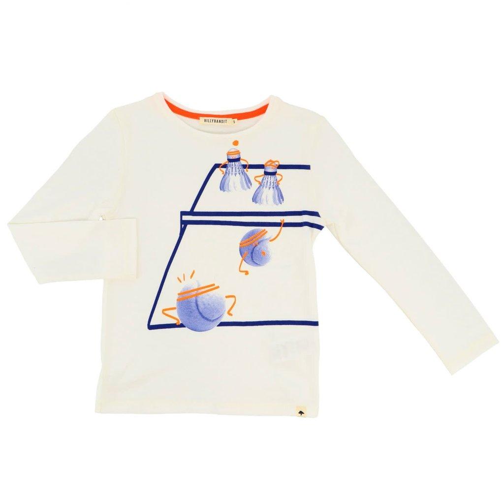 T-shirt manche longue - offwhite
