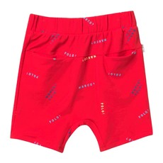 Miles Baby Short - Rouge