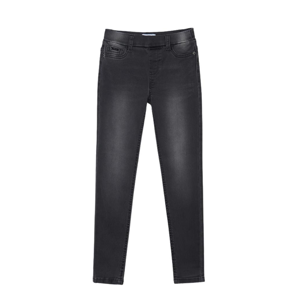 Mayoral Pantalon jean basic - Gris moyen