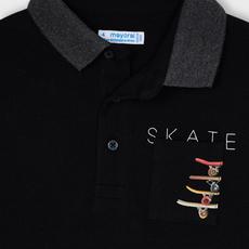 Mayoral Polo skate - Noir