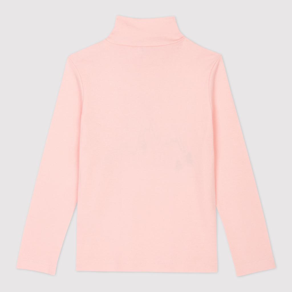 Petit Bateau Pull coton - rose -
