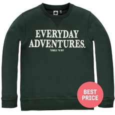 Tumble N Dry Chandail Everyday adventures - Vert