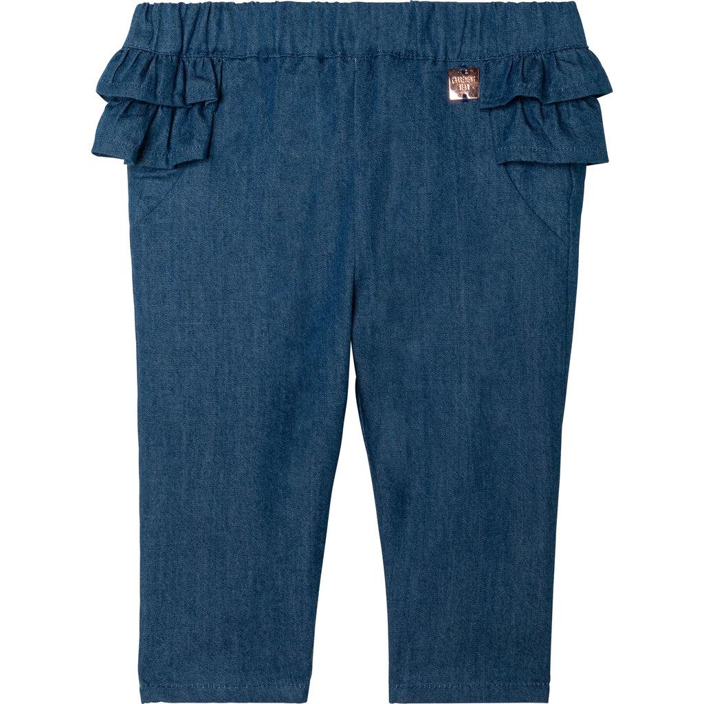 Carrément Beau Pantalon denim - Bleu