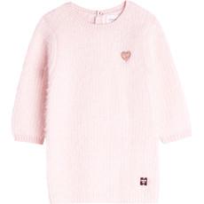 Carrément Beau Robe tricot - litchi -