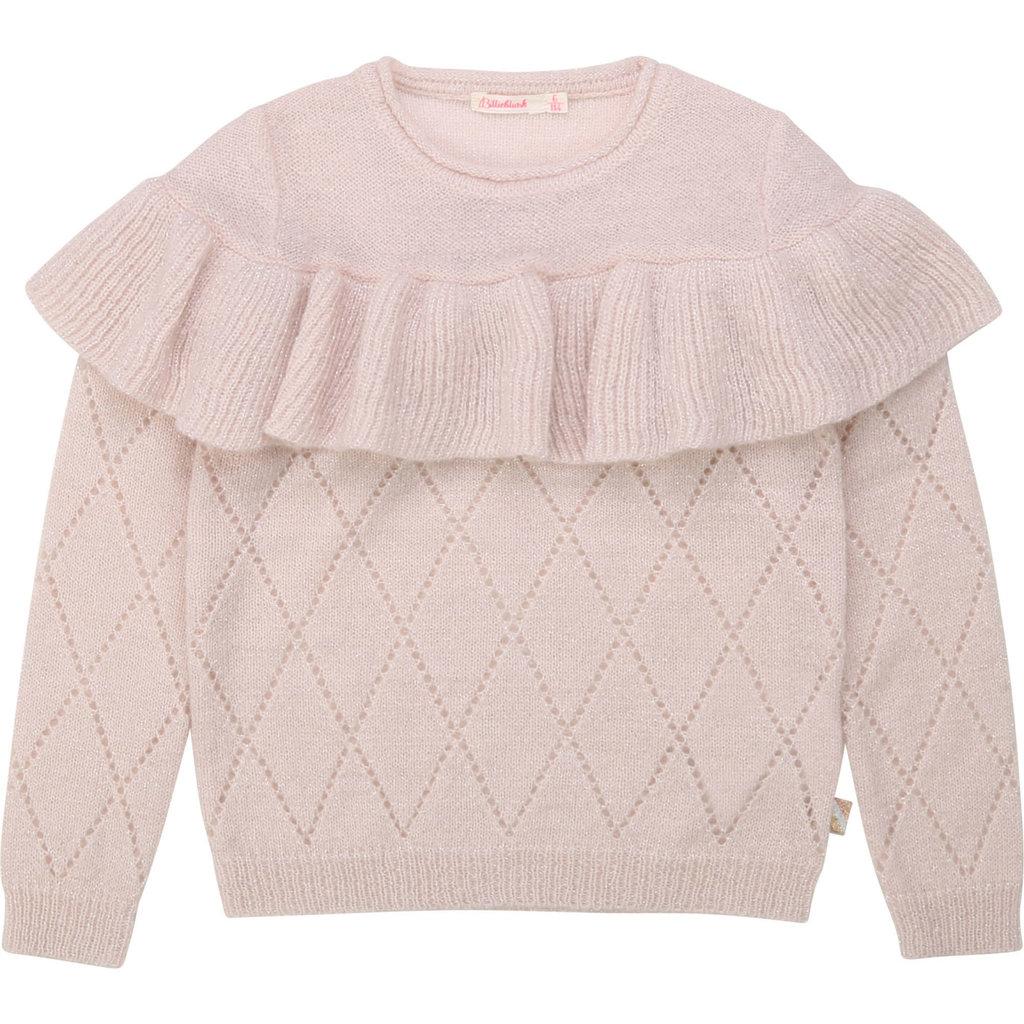 Billie Blush Pull maille - pink pale -