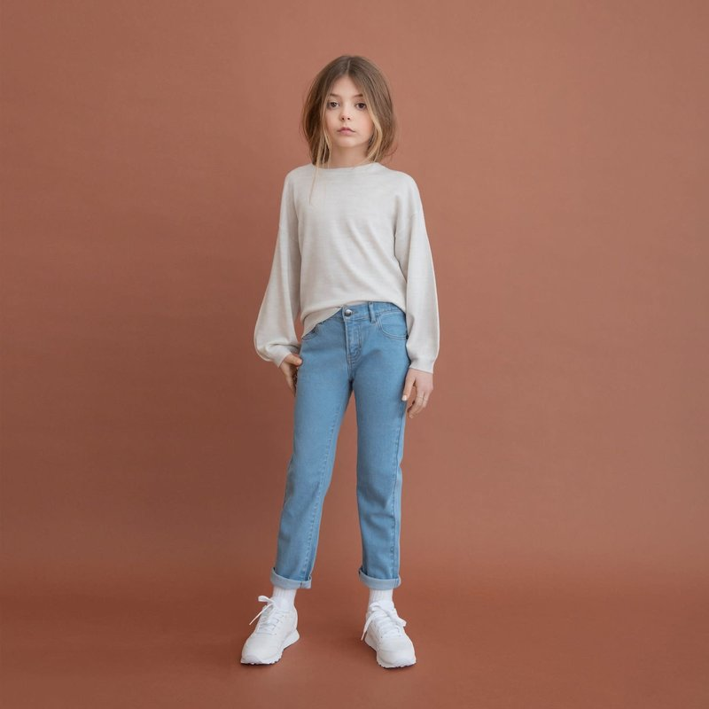 Miles The Label Pantalon jeans - Bleu