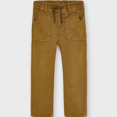 Mayoral Pantalon jogger poches - Noyer