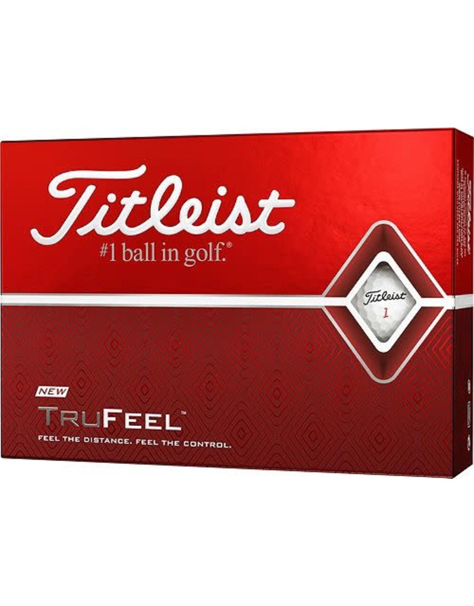 Titleist Titleist TruFeel Dozen