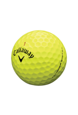Callaway Callaway Chromesoft X Yellow Dozen
