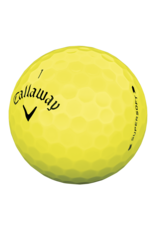 Callaway Calawah Supersoft Yellow Dozen