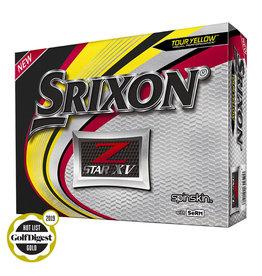 Srixon Srixon Z Star XV Yellow Dozen