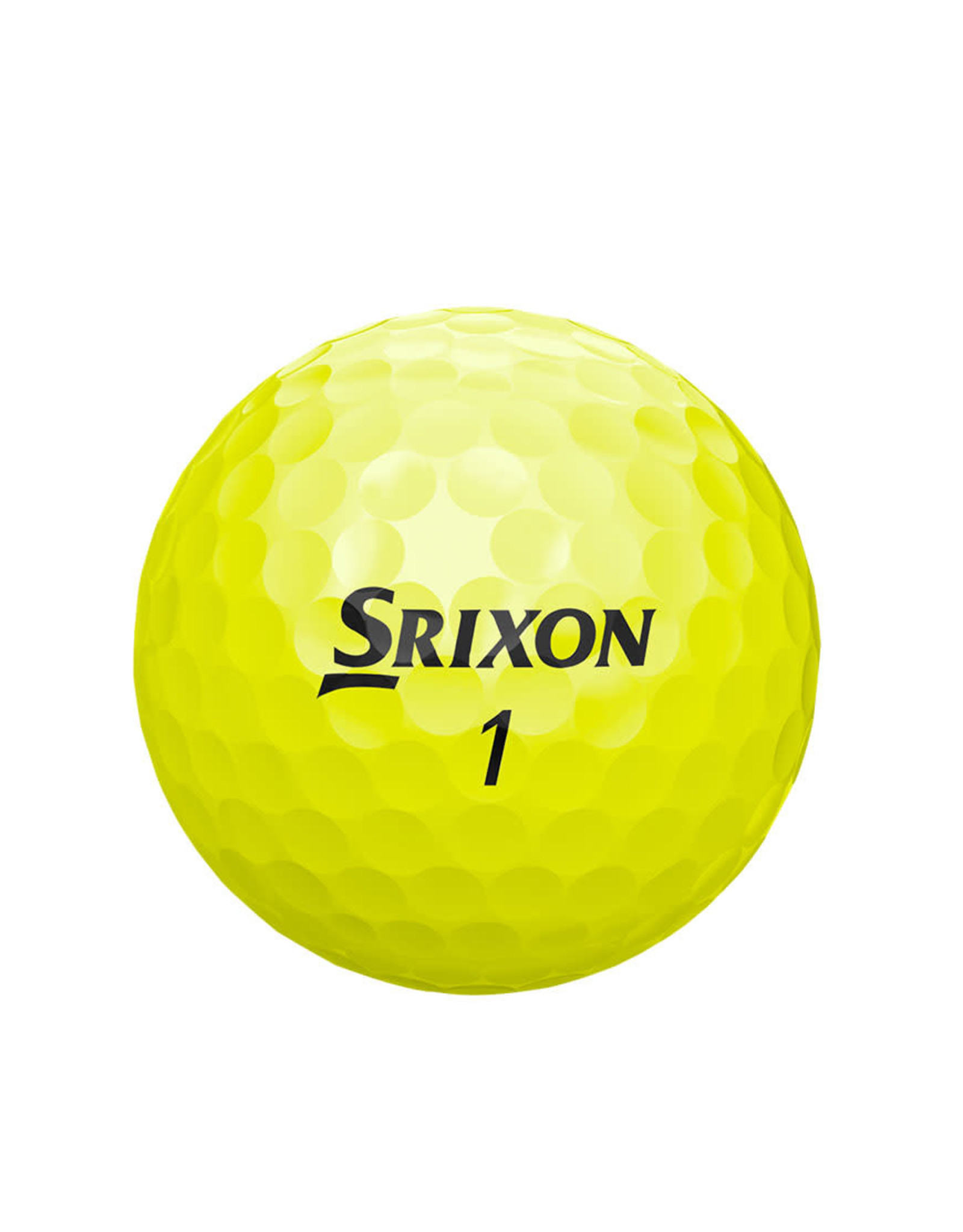 Srixon Srixon Q Star Yellow Dozen
