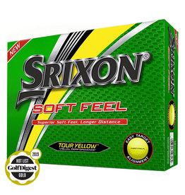 Srixon Srixon Soft Feel Yellow Dozen
