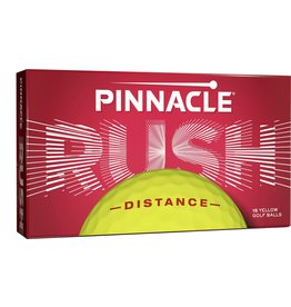 Titleist Pinnacle Rush Yellow Box
