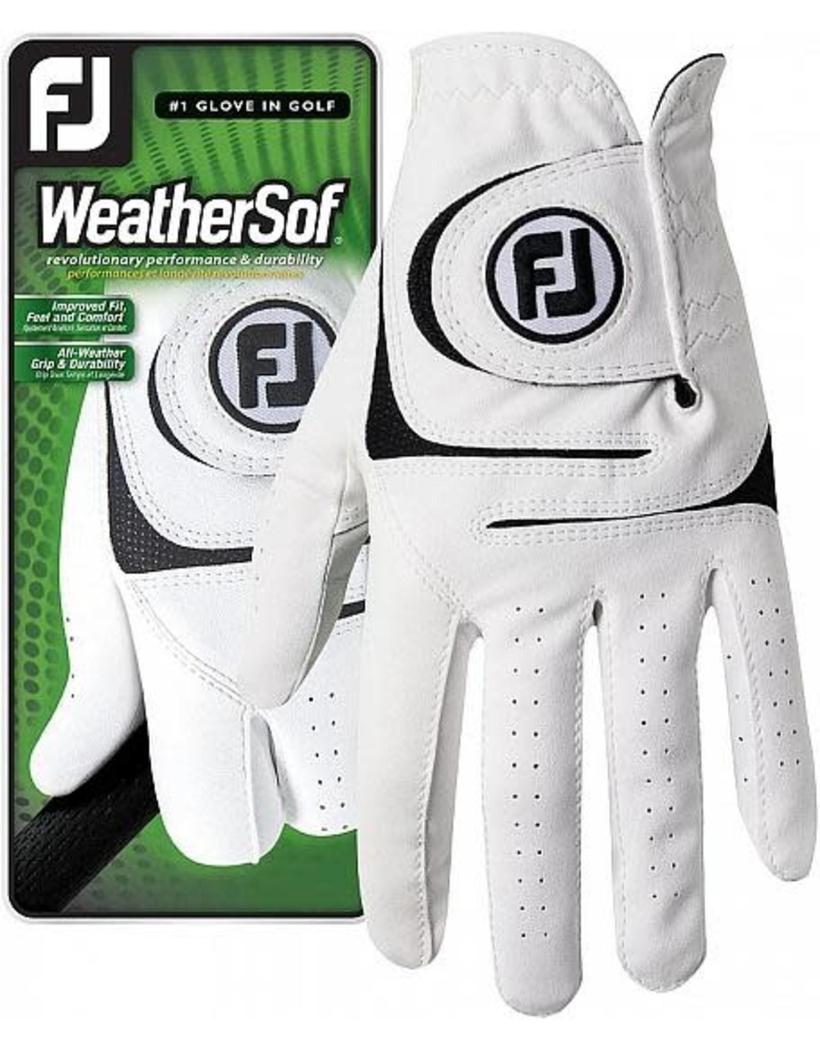 FJ FJ Weathersof Men's Gloves