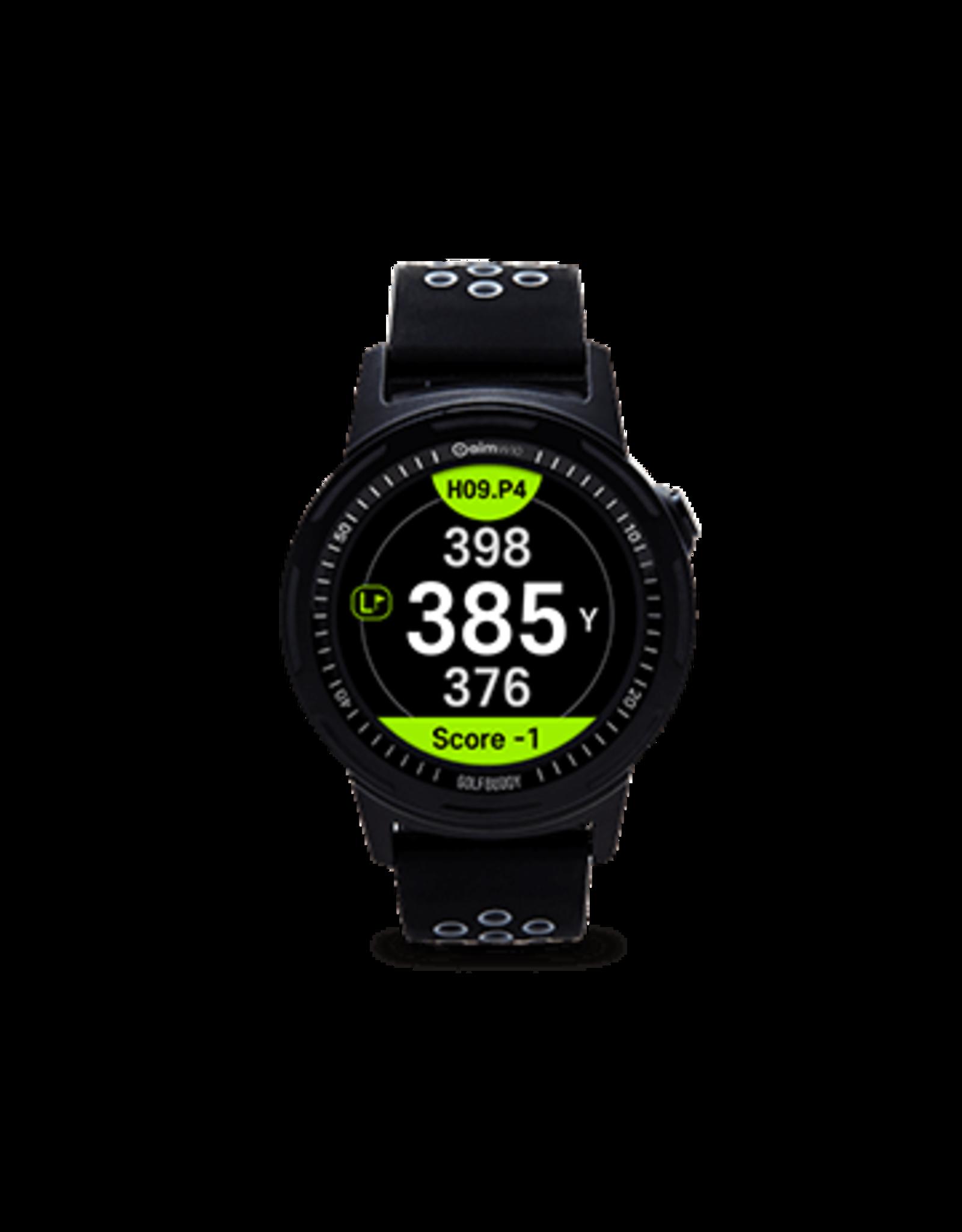 Golf Buddy Golf Buddy aim W10 GPS Watch