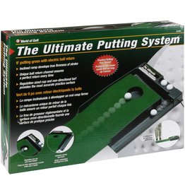 training The Ultimate Putting System