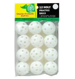 training Charter 12 Holy Practice Balls