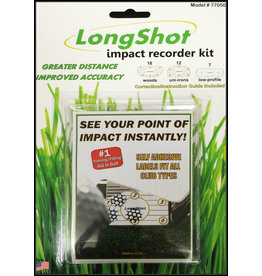 training Longshot Impact Recorder