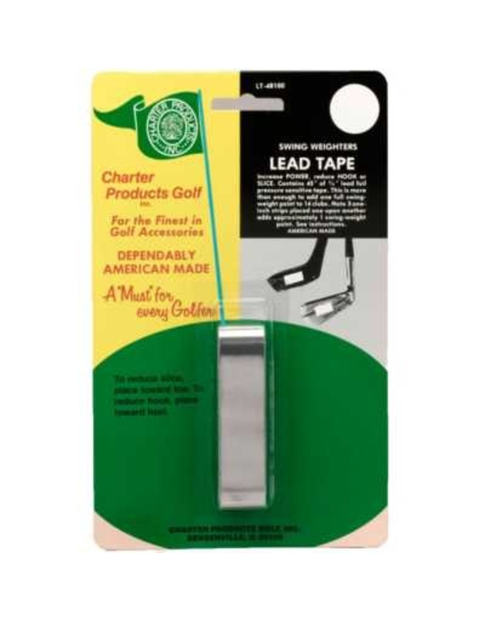 Basic Accesories Charter Lead Tape