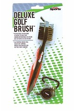 Basic Accesories Deluxe Golf Brush
