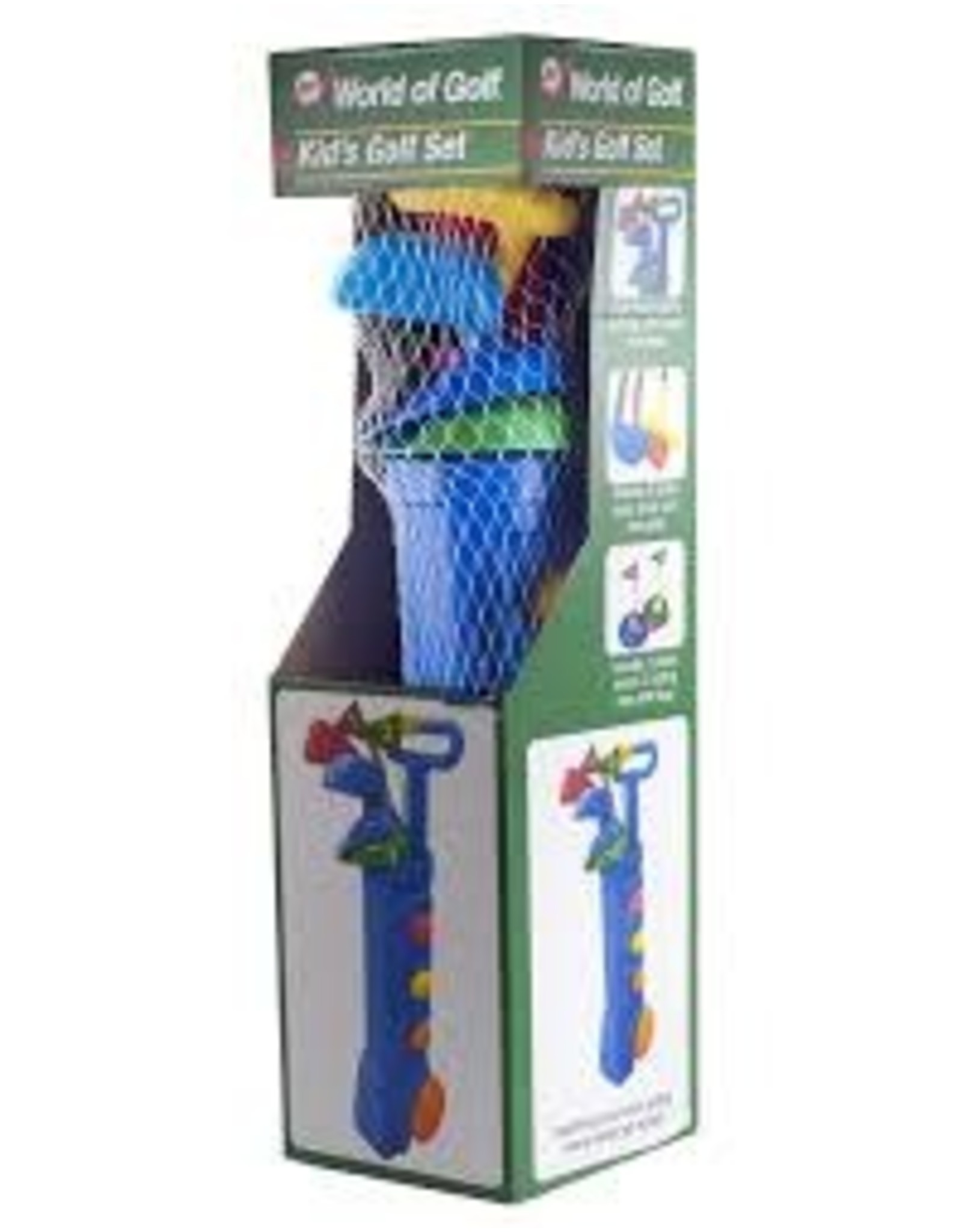 Basic Accesories Wold Of Golf Kids Golf Set