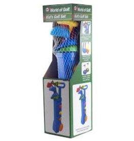 Basic Accesories World Of Golf Kids Golf Set