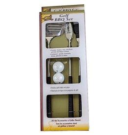 Basic Accesories Golf BBQ Set