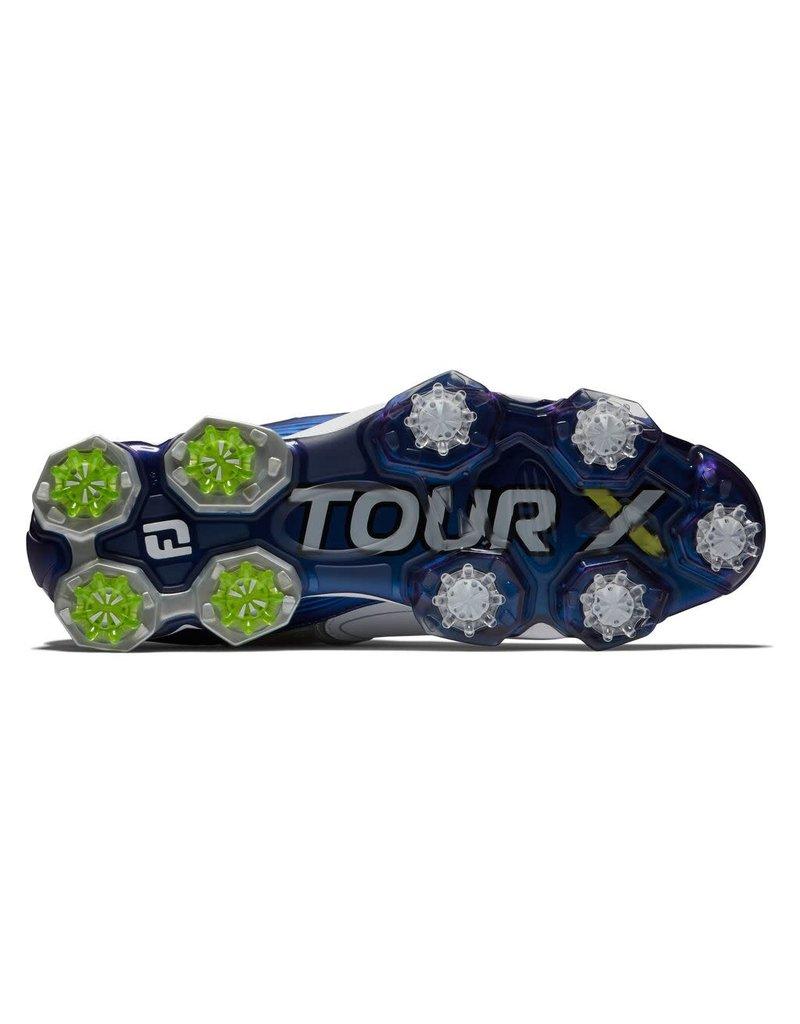 FJ FJ Tour X White and Blue