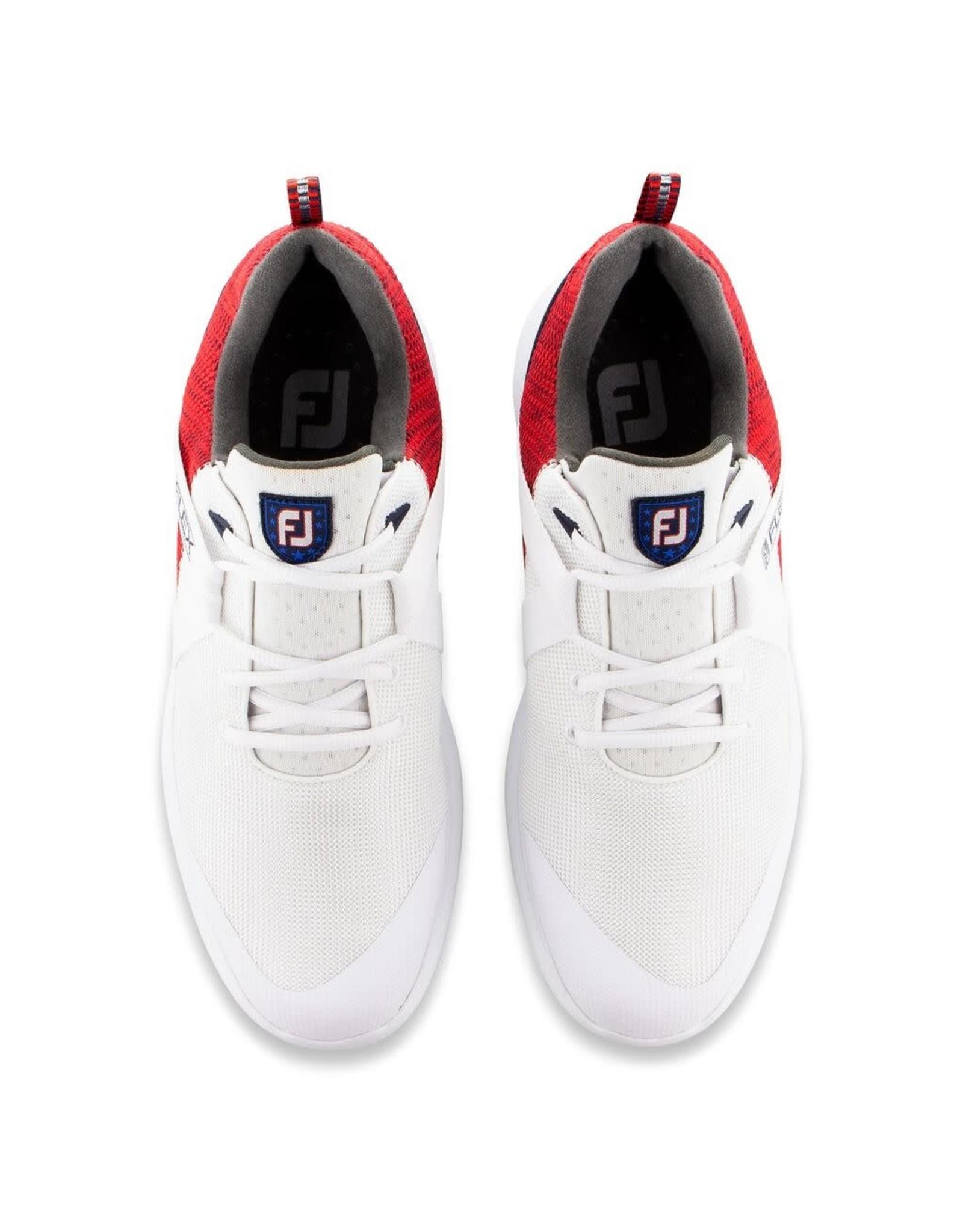 FJ FJ Flex Red, White, and Blue