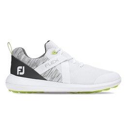 FJ FJ Flex White and Grey