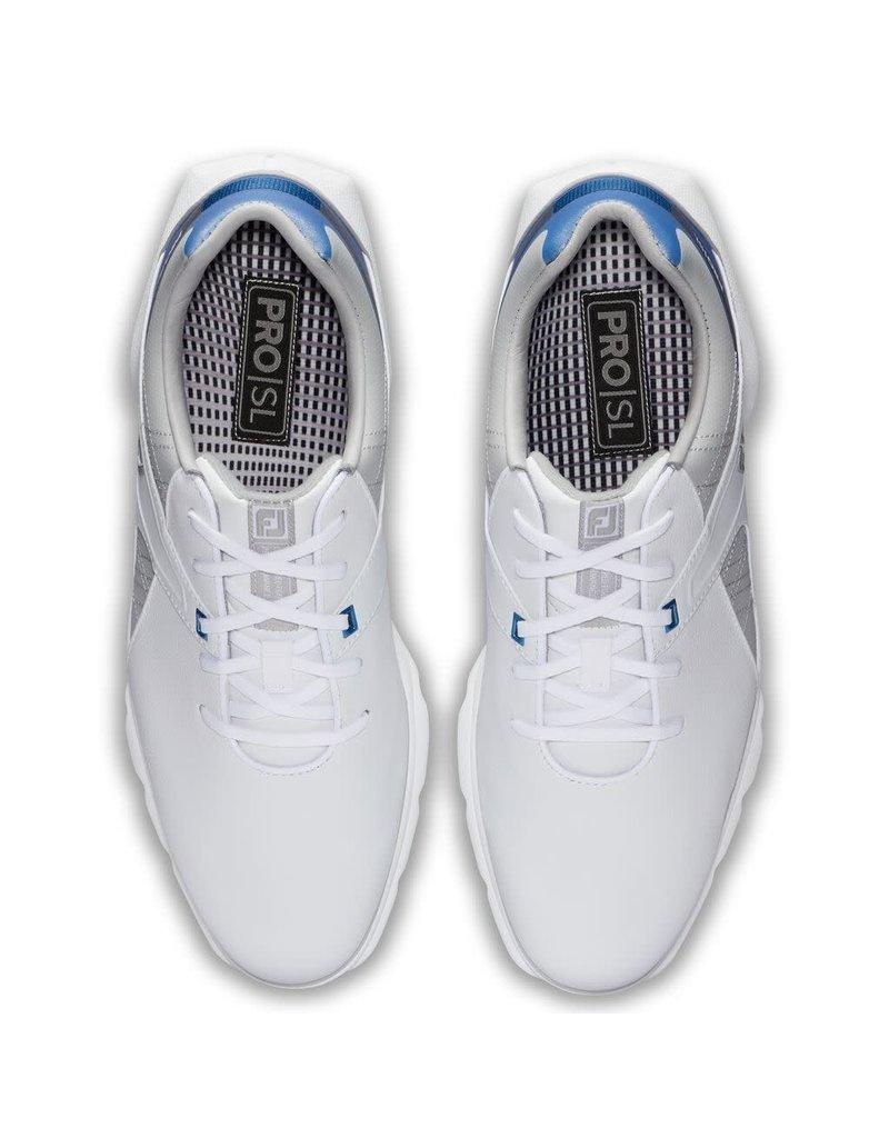 FJ FJ Pro SL White and Blue
