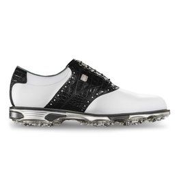 FJ FJ DryJoys Tour White and Black